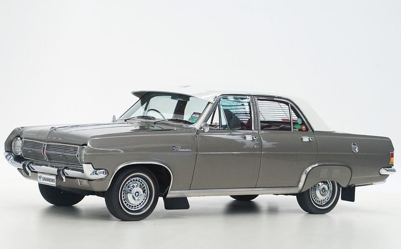 Bids for stunning '65 HD Holden surpasses $100k!