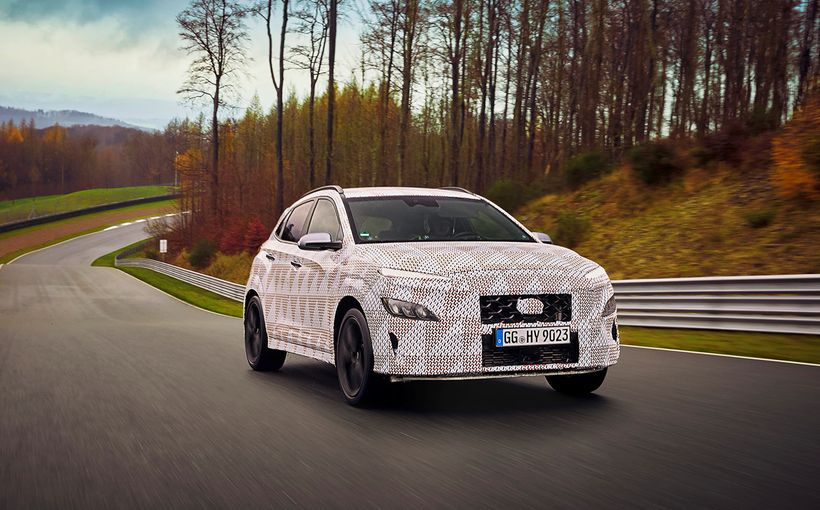 Hyundai finally confirms the Kona N is in development and that it's coming soon