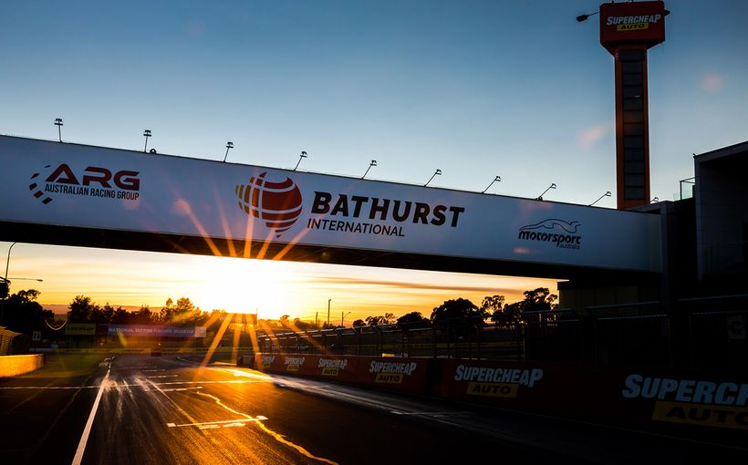 Bathurst International Debut Postponed Until 2021