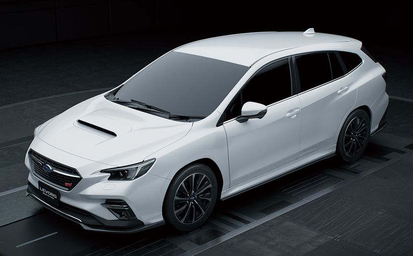 Subaru gives WRX fans a taste of what's to come with new-gen Levorg prototype