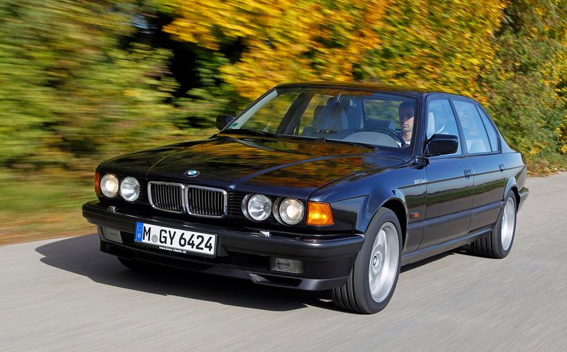 BMW 7-Series: The driver's choice among flagship luxury sedans