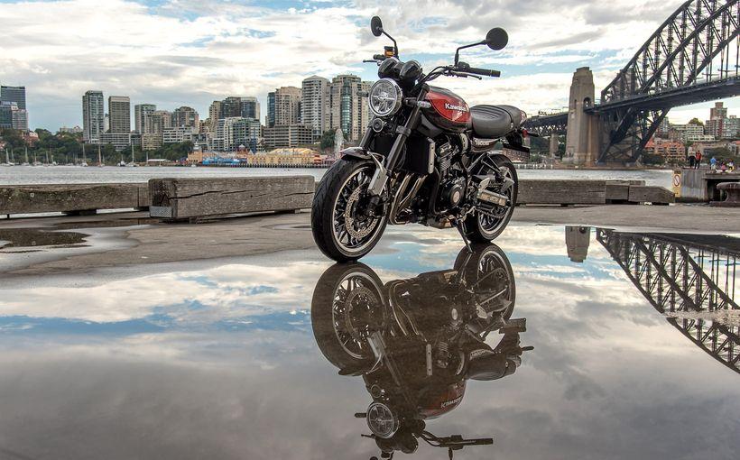 Kawasaki Z900 RS - Jaffa Iron