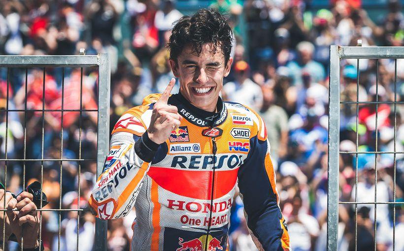 Marc Marquez untouchable at Jerez Grand Prix!