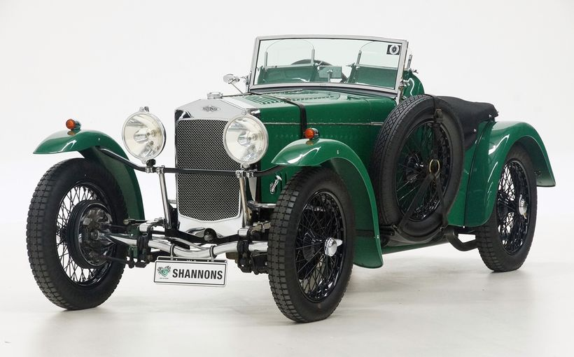 Rare 'Chain Gang' Frazer Nash in Shannons Timed Online Auction