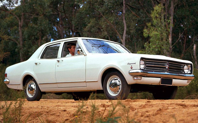 Holden Kingswood: Aussie motoring icon turned TV star
