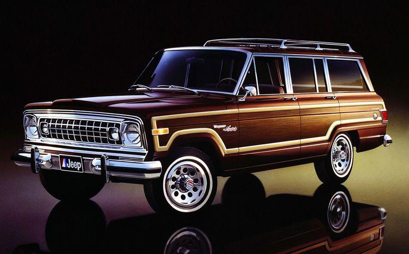 Jeep Wagoneer: the world's original luxury off-roader