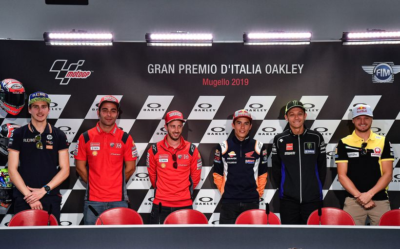 Mugello Magic With Master Valentino Rossi & Fellow Italian Heroes