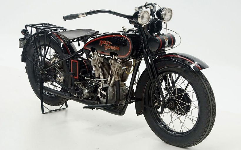 Classic Bike Bonanza At Shannons Online Auction Starts Today