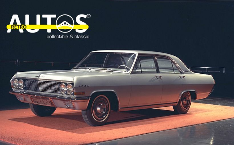 Retroautos March - Opel's 1964 Kapitan: It's The HD Holden We Never Got!