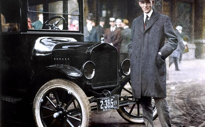 Ford Model T: car of the twentieth century