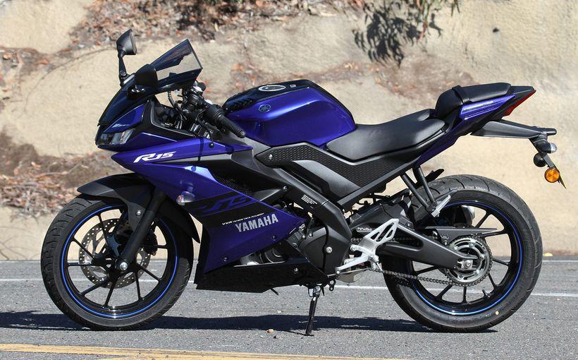 2020 Yamaha YZF R15
