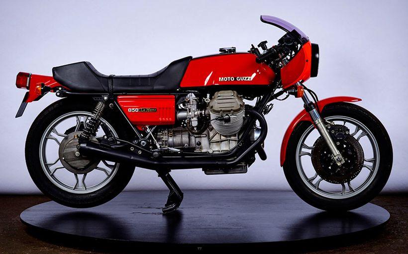 Moto Guzzi Le Mans: Definitive 1970s Italian Café Racer