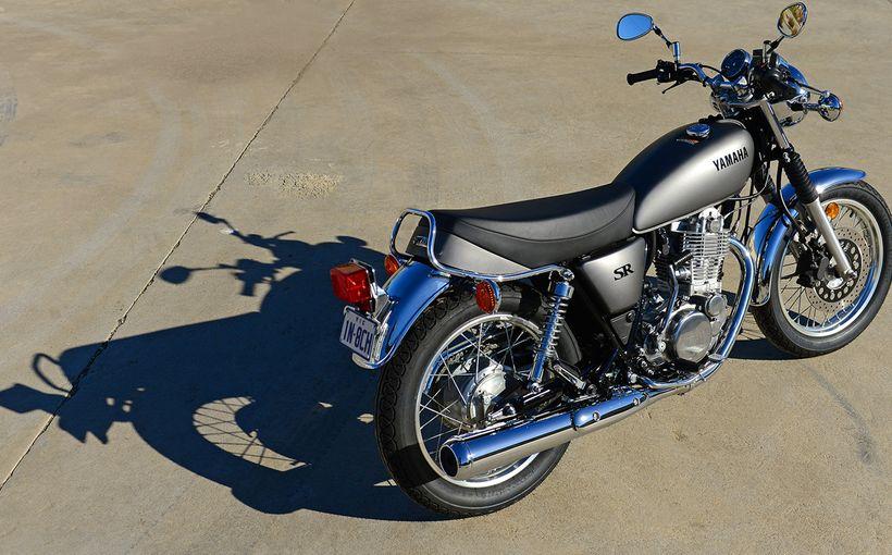 Yamaha SR400: Future Classic Thumper
