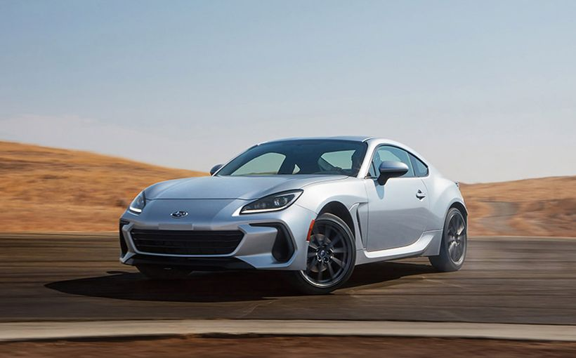 Subaru finally returns for round two with its second-gen BRZ sportscar