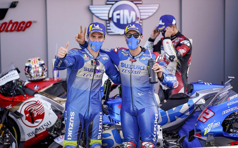 Masterful Mir Wins in Valencia Taking Championship Lead with Classic Riding!