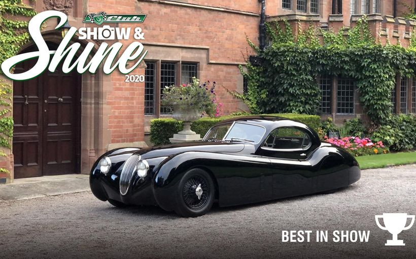 2020 Shannons Club Show and Shine Competition Winners Announced