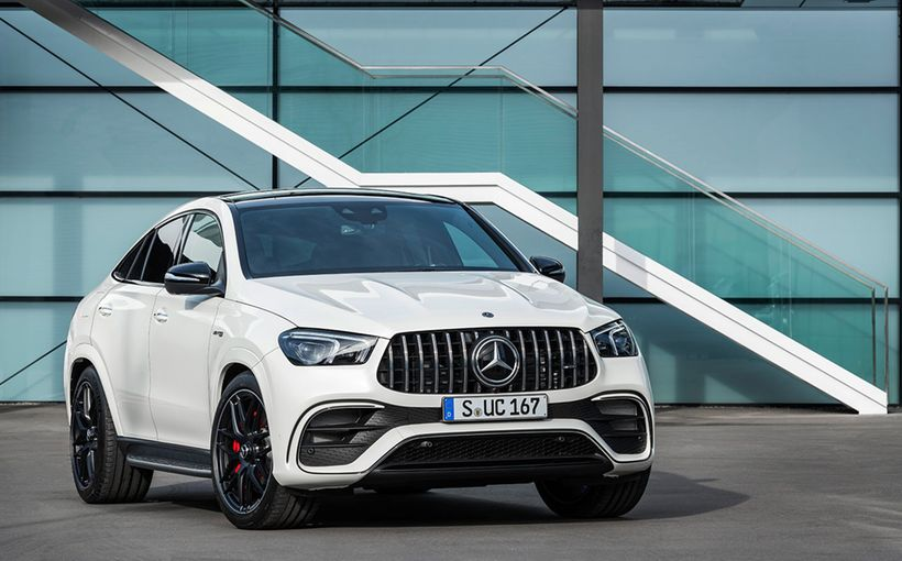 Mercedes-AMG blends style and substance with new-generation GLE63 S Coupe