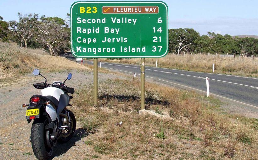 South Australia: The Fleurieu Peninsula - Smugglers' Cove