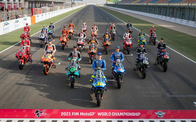 Pre Race Report MotoGP Round 1 – Barwa Grand Prix Of Qatar 2021: Speed, Precision & Mindset!