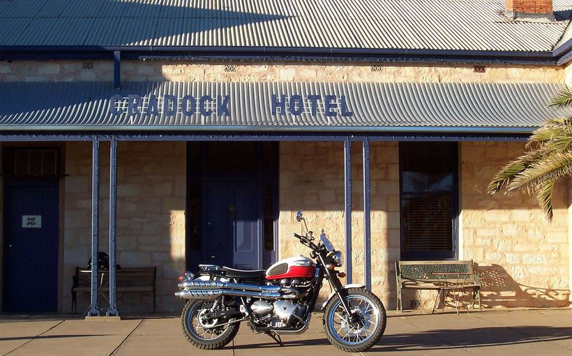 South Australia: Take me to Cradock - Gone Outback