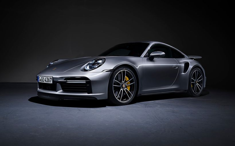 Porsche debuts potent and precise new-gen Porsche 911 Turbo S