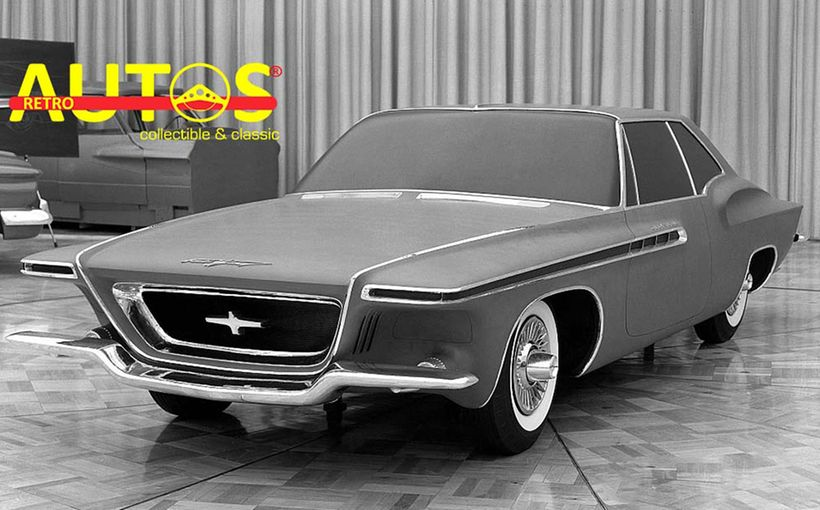 Retroautos September - Chrysler's never-released 1962 'S-series'