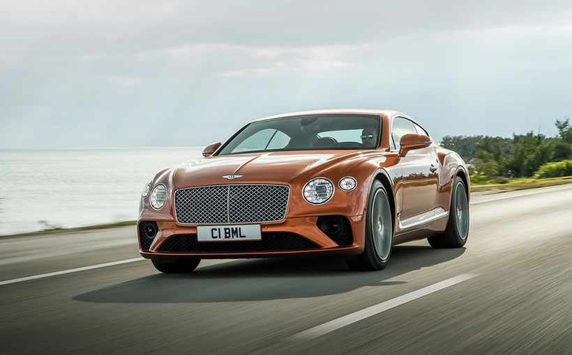 Bentley locks in third-generation Continental V8 for Australia from $400,900