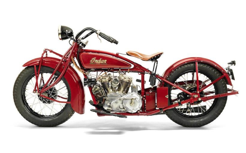 Indian Scout: 190mph! The world's fastest Indian