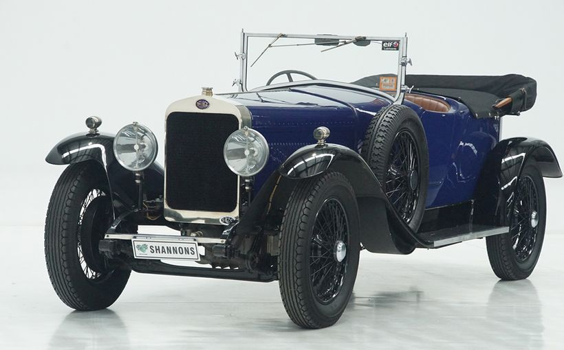 'Golden Age' Delage DMS Sports Tourer for Shannons Melbourne Auction