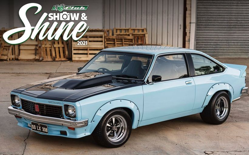 2021 Shannons Club Show and Shine Competition Winners Announced