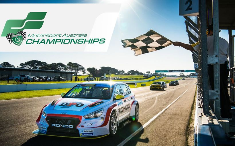 New Date Set for Shannons Motorsport Championship: Round One - Phillip Island