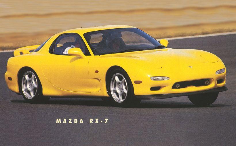 Mazda RX-7: 7th Heaven