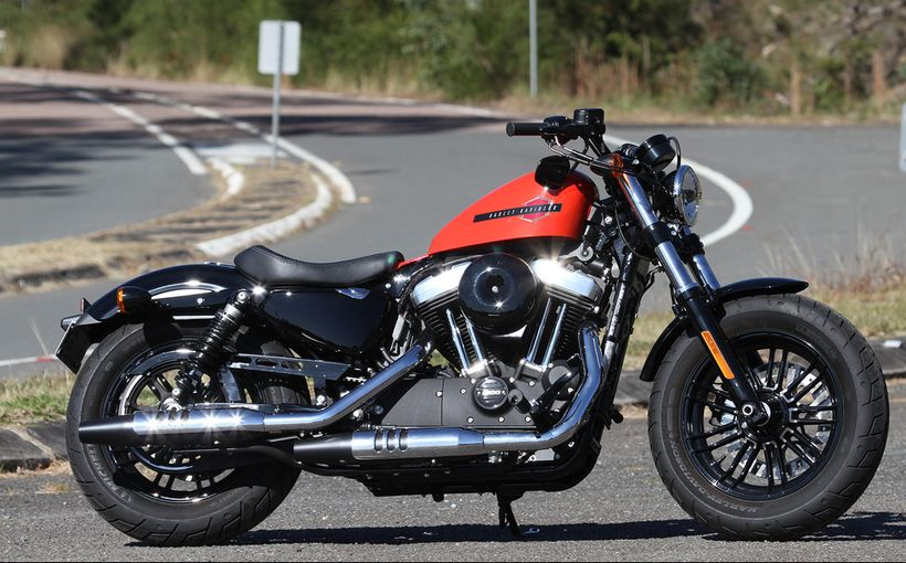 Harley Forty-Eight: Something Special