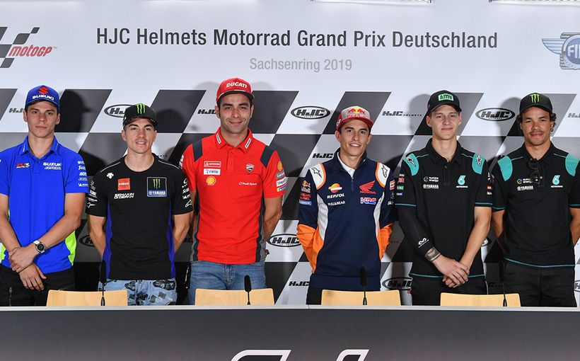German Grand Prix - King Marquez Looking For Repeat Success