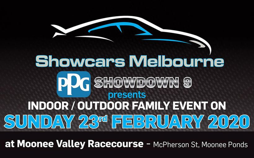Showcars Melbourne Presents: PPG Showdown 9