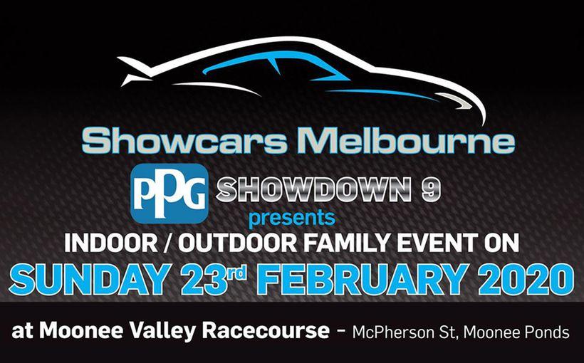 Showcars Melbourne Presents: PPG Showdown 9