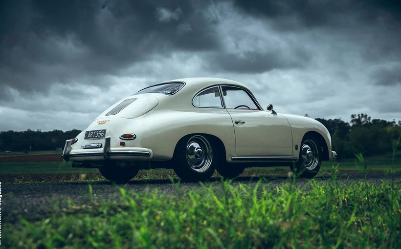 Porsche 356: 'This Beautiful Mechanical Animal'