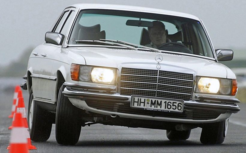 Mercedes-Benz S-Class: a masterclass in safety and performance