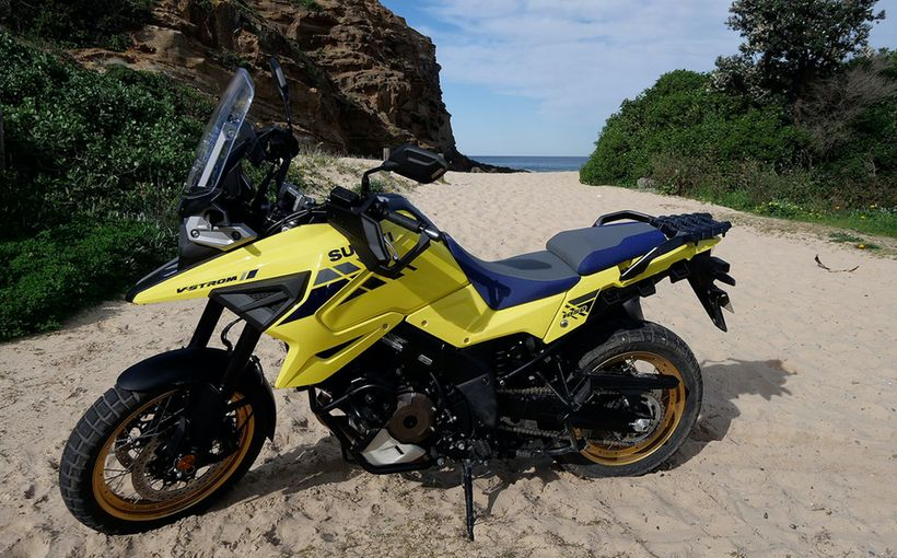 2020 Suzuki V-Strom 1050XT: Have Strom, Will Travel…