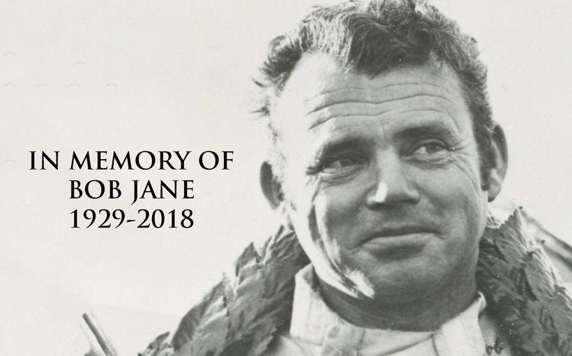 Bob Jane 1929-2018