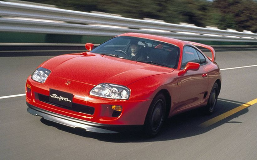 Toyota Supra: Straight-six inspiration from a GT icon