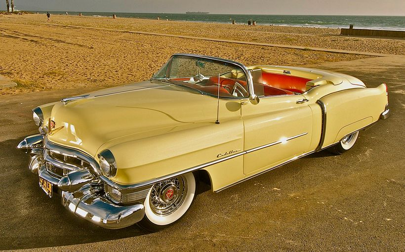 Cadillac Eldorado: The gold standard