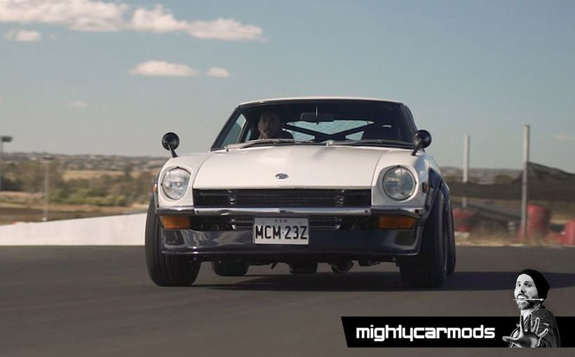 Date night with Moog's (Nissan) Fairlady