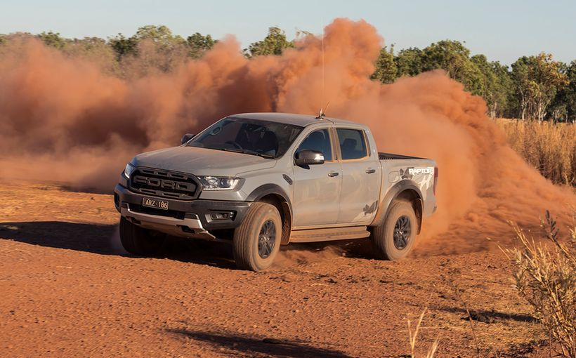 Ford Ranger Raptor rumoured to receive Mustang-derived 5.0-litre V8
