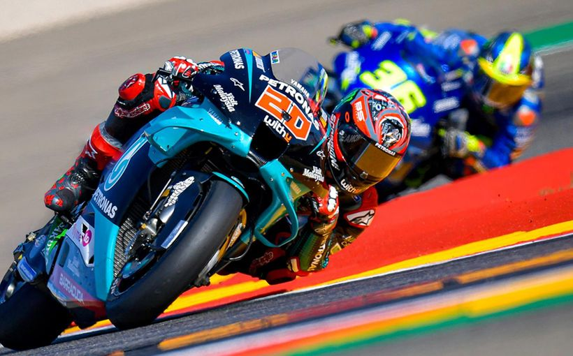 Roles Reversed – Pressure Now on Joan Mir & Fabio Quartararo for World Title!