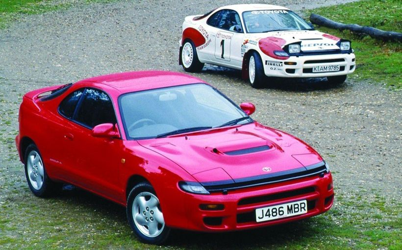Toyota Celica GT-Four: rallying to the sports car cause