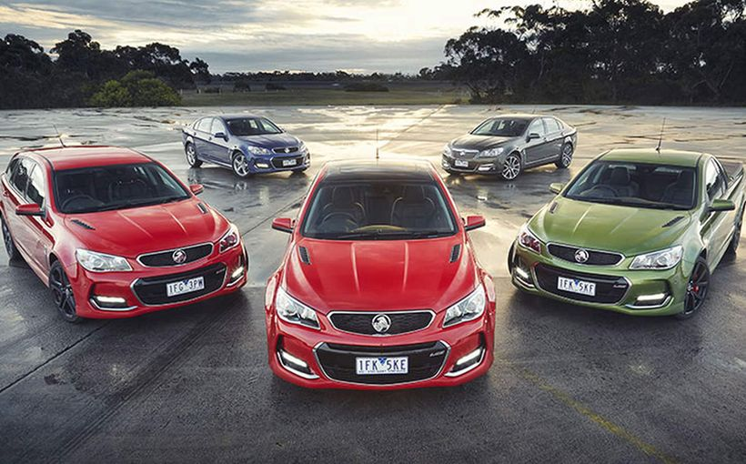 Holden retires the Commodore after 41 years