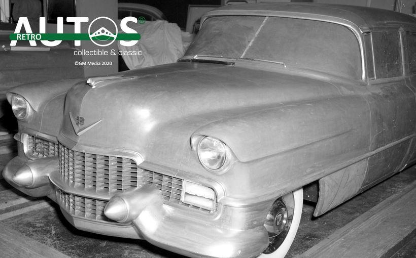 1954-56 Cadillac Eldorado—Design to Driveway