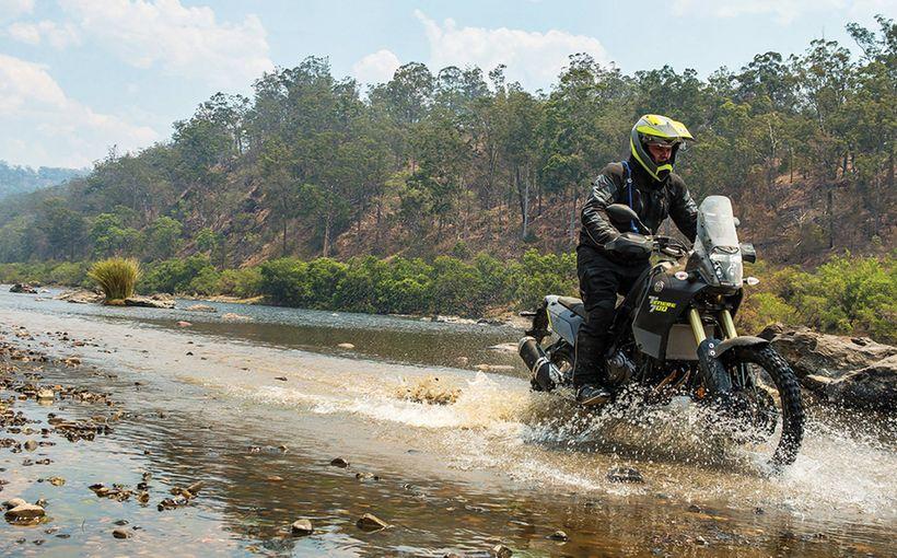 Yamaha Ténéré 700: Dakar Daily