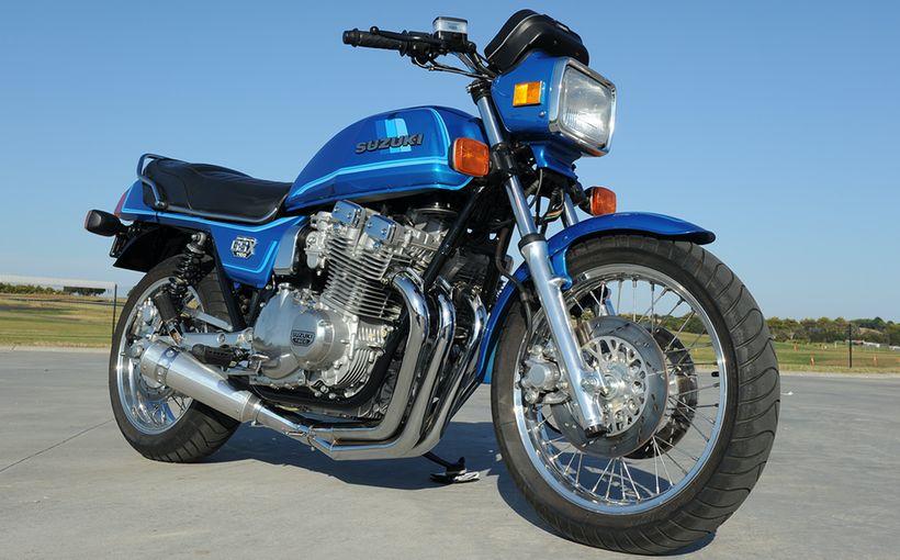 1980 Suzuki GSX1100: Muscle Mania